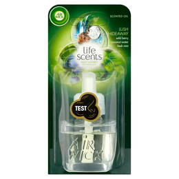 Air Wick Plug-in Refill - Life Scents™ Lush Hideaway