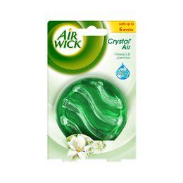 Crystal Air légfrissítő gél - Fehér Virágok