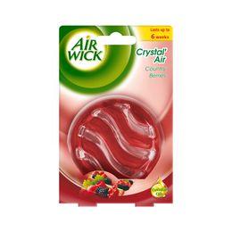 Crystal Air légfrissítő gél - Erdei Gyümölcs