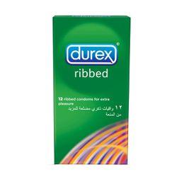 Durex Condoms Ribbed