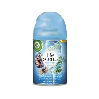 Life Scents™ Turquoise Oasis Freshmatic® Automatic Spray Refill