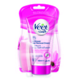 Veet Hair Remover In-Shower Cream Normal Skin 150ml