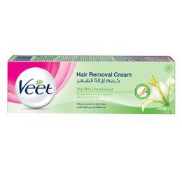 Veet Hair Remover Cream Dry Skin 100g