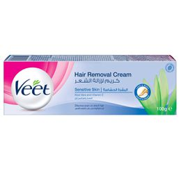 Veet Hair Remover Cream Sensitive Skin 100g