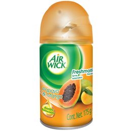 Air Wick® Freshmatic® Papaya & Mango Repuesto 250 ml
