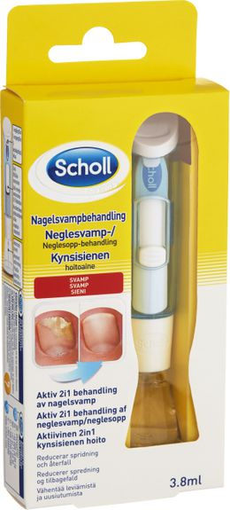 Scholl Neglesvampbehandling 3,8 ml