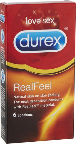 Durex Real Feel 6
