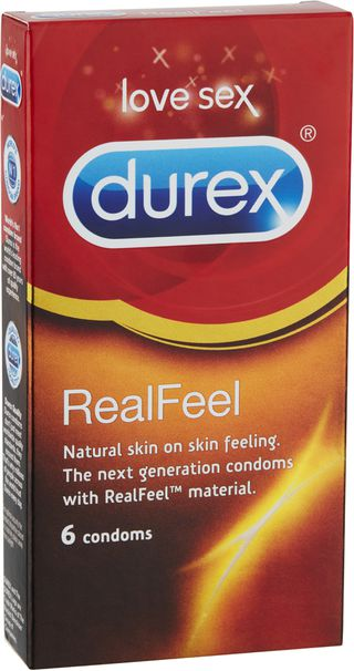 Durex Real Feel 6