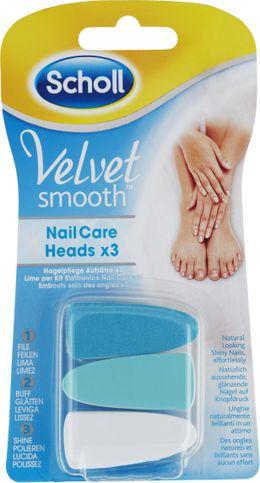 Velvet Smooth™ elektronisk neglepleiesystem Refill