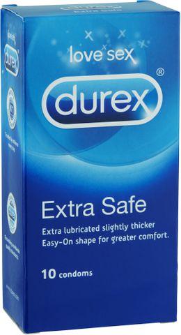 Durex Extra Safe 10