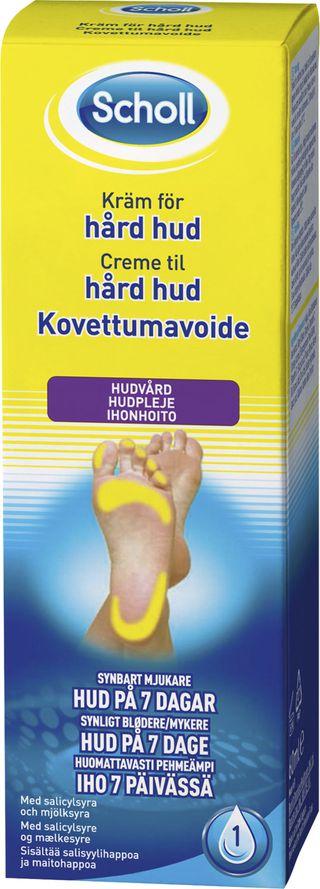 Kräm För Hård Hud
