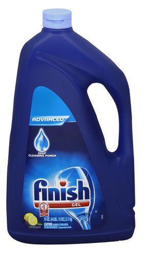 Finish Gel Dishwashing Detergent