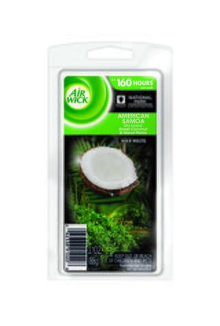 American Samoa Sweet Coconut & Island Palms Wax Melts