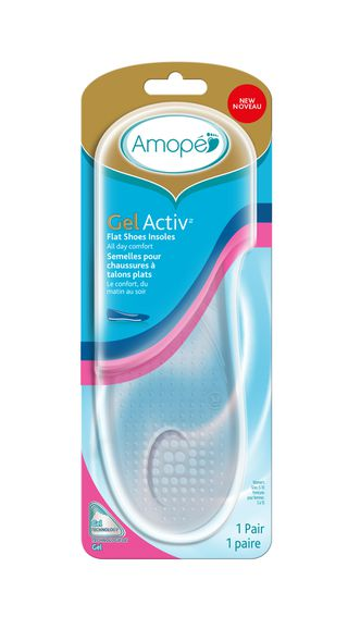 Amope Gel Activ Flat Shoes Insoles