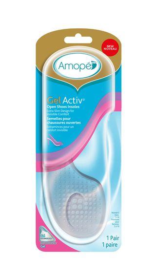 Amopé Gel Activ™ Open Shoes Insoles