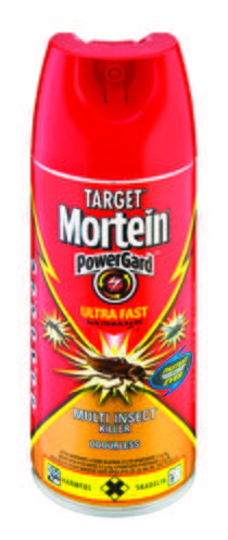 MORTEIN  POWERGARD ULTRAFAST ODOURLESS
