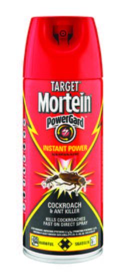 MORTEIN  POWERGARD INSTANT POWER