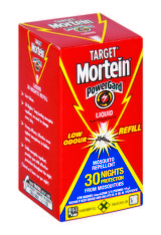 MORTEIN  LIQUID ELECTRICAL REFILL