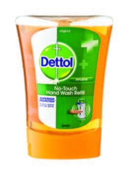 Dettol No Touch Handwash Complete Original