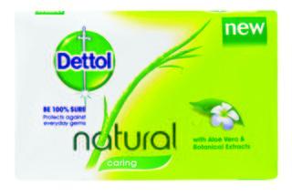 Dettol Hygiene Soap Caring