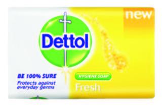 Dettol Hygiene Soap Fresh