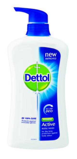 Dettol Active Hygiene Body Wash