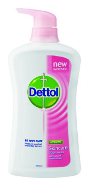 Dettol Skincare Body Wash 600ML