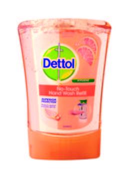 Dettol No Touch Handwash Complete Grapefruit