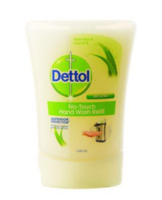 Dettol No Touch Handwash Complete Aloe Vera