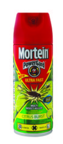 MORTEIN  POWERGARD ULTRAFAST CITRUS BURST