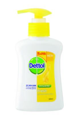 Dettol Hygiene Liquid Handwash Fresh