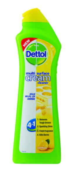 Dettol Multi Surface Cream Cleaner Citrus