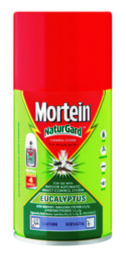 MORTEIN AUTOMATIC CONTROL SYSTEM REFILL EUCALYPTUS