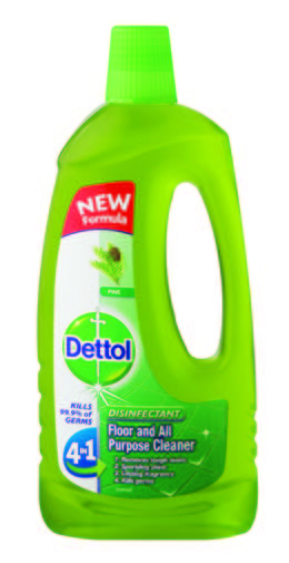 Dettol Hygiene All Purpose Cleaner Citrus