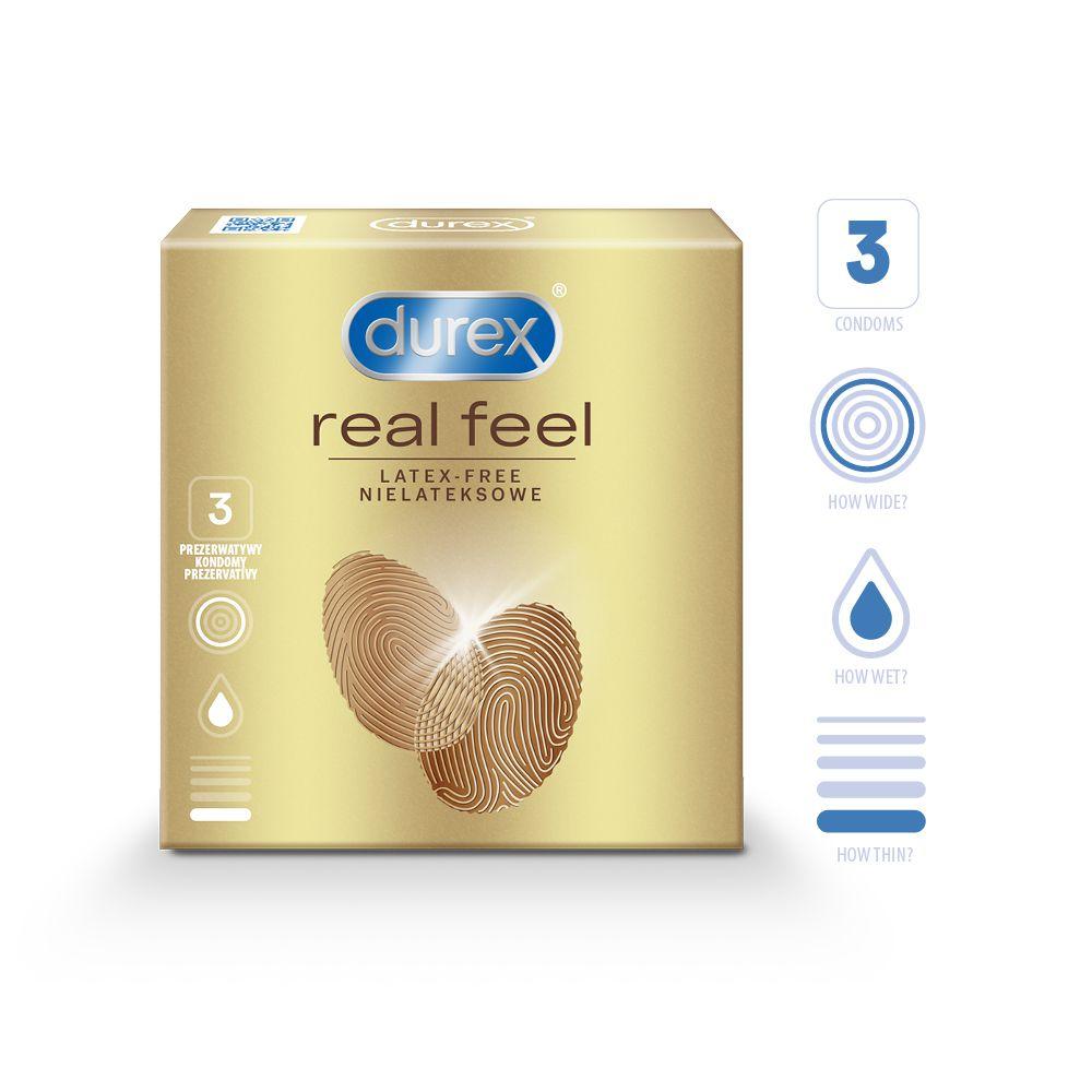 DUREX Real Feel N3