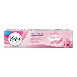 Crème Dépilatoire Veet Peaux Normales Silk & Fresh™