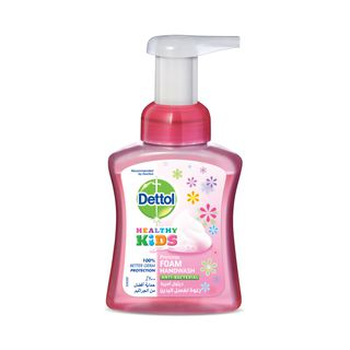 Dettol Healthy Kids Foam Liquid Hand Wash Princess 250ml