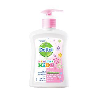Dettol Healthy Kids Liquid Hand Wash Soap Princess 200ml
