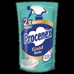 Limpiador Líquido Baño Repuesto Procenex 420 ml