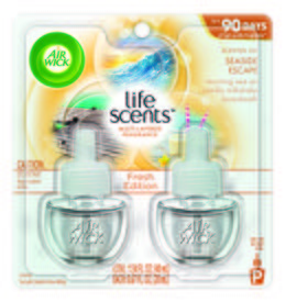 Life Scents® Seaside Escape Scented Oil