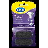 Scholl Velvet Smooth™ Nachfüller Wet&Dry - Ultra Stark mit Diamantpartikeln