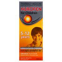 Nurofen For Children 5-12 Years