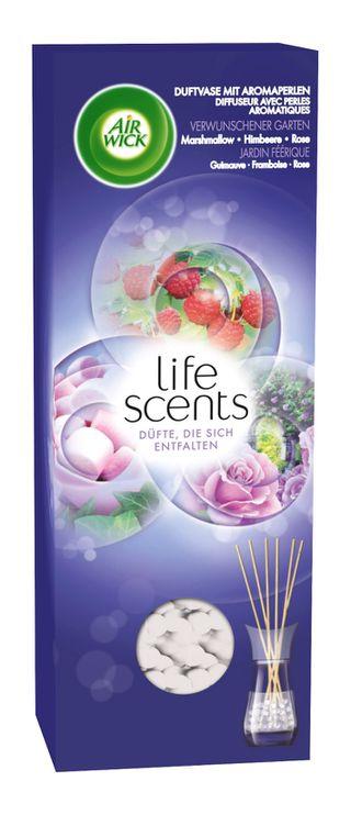 Air Wick Diffuseur avec Perles aromatiques Jardin Féérique