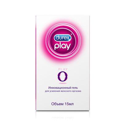 Гель для усиления оргазма у женщин durex play o.
