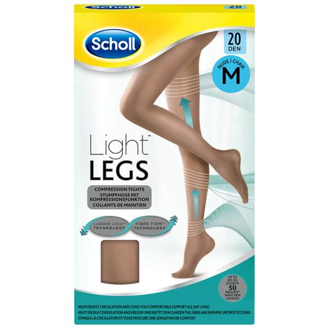 Collants Scholl Light Legs™ 20D Chair M