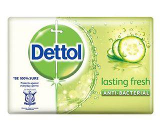 Sabun Buku Dettol Anti-bakteria Lasting Fresh
