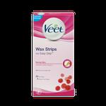 Veet®脫毛蠟紙(中性肌膚配方)
