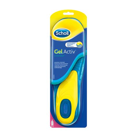Scholl GelActiv™ Einlegesohle Everyday Women