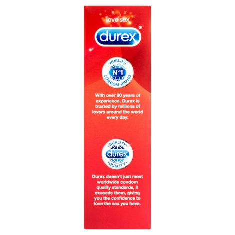 Durex Thin Feel Condoms 12 Pack