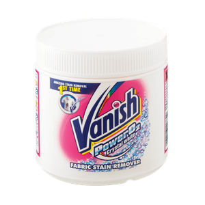 Vanish power O2 crystal whites powder 400g